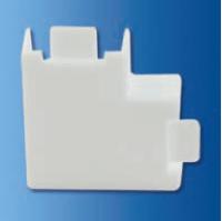 Canal cablu PVC SRT 11040 – Acc pat 15×10 – imbinare L