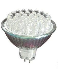 LED - Lichidare de stoc Bec Led – MR16 230v/38pcs  White  *TV 0,25ron