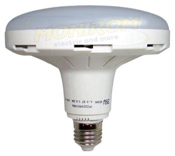LED - Lichidare de stoc Bec Led – Plat 35w/E27 6400k (d=15cm)  *TV 0,25ron