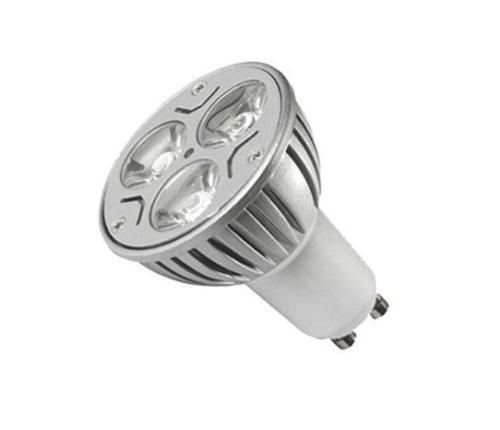 LED - Lichidare de stoc Bec power LED GU10 230v/3w 6400k