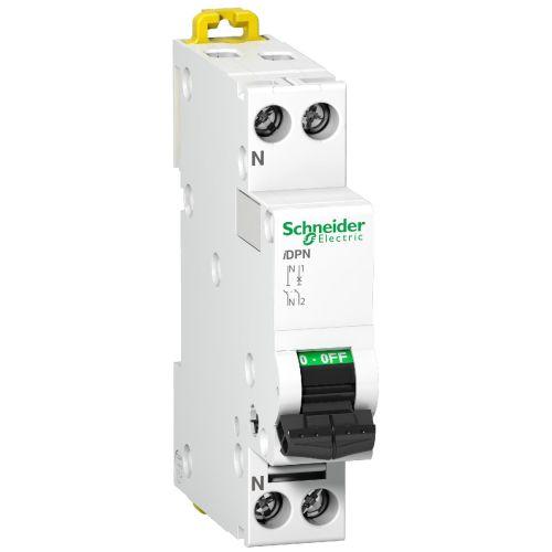 SCHNEIDER Schneider A9N21548 IDPN 1P N 20A 4,5kA