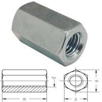 Jgheab metalic Piulita prelungire tija M 6x30x10 – 6334 Z