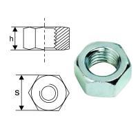 Jgheab metalic Piulita hexagonala M 6 – 934/8 Z  (100buc/set)