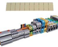 Tablouri electrice Eticheta marcare cleme MRK 16-120mm (500buc/set)