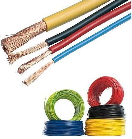 Cabluri electrice CONDUCTOR MYF  6mm – Galben (flexibil/multifilar) / H07V-K