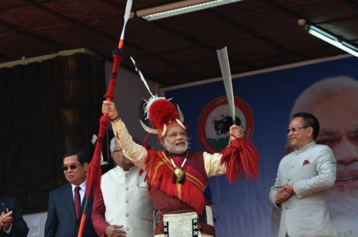 cm-with-prime-minister-ogf-india-shri-narender-modi-at-the-inaugration-function-of-hornbill-festival-at-kisama-on-1st-dec-2014