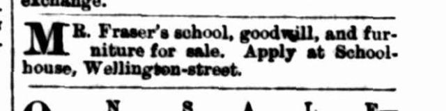 Launceston Examiner, 12 December 1885