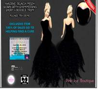 Pink Ice Boutique - 299L http://maps.secondlife.com/secondlife/Fashion%20For%20Life4/56/102/25