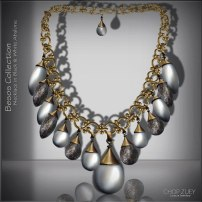 Women's Day 7: Besos Collection - necklace