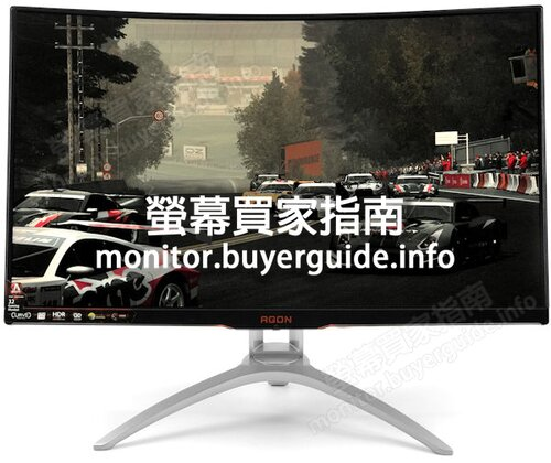 [分析] 認真問AOC這臺AG322QCX9好不好? PTT LCD版給的評價也太... Mobile01這篇開箱文...