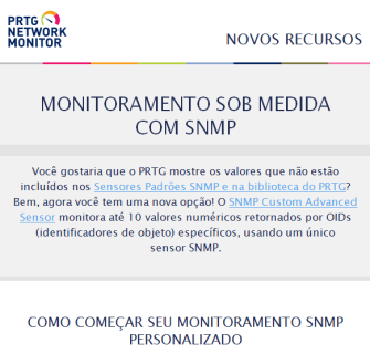 SNMP Customizado Avançado