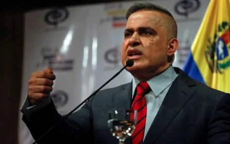 Tarek William Saab ofreció rueda de prensa por el caso de Roland Carreño