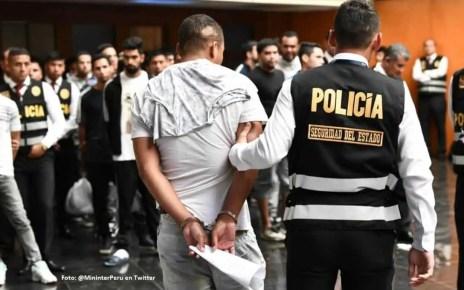 Per? expulsa 131 delincuentes venezolanos, ministro de Interior de Per?, Carlos Mor?n, banda delictiva, migraci?n venezolana