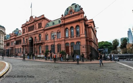 Argentina busca acuerdo con el FMI para renovar su deuda, Argentina busca evitar recortes fuertes en el gasto p?blico, El presidente Alberto Fernandez