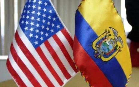 Est? previsto que? los presidentes de Ecuador y EEUU aborden ?temas que fortalezcan las relaciones bilaterales?, Len?n Moreno anunci?