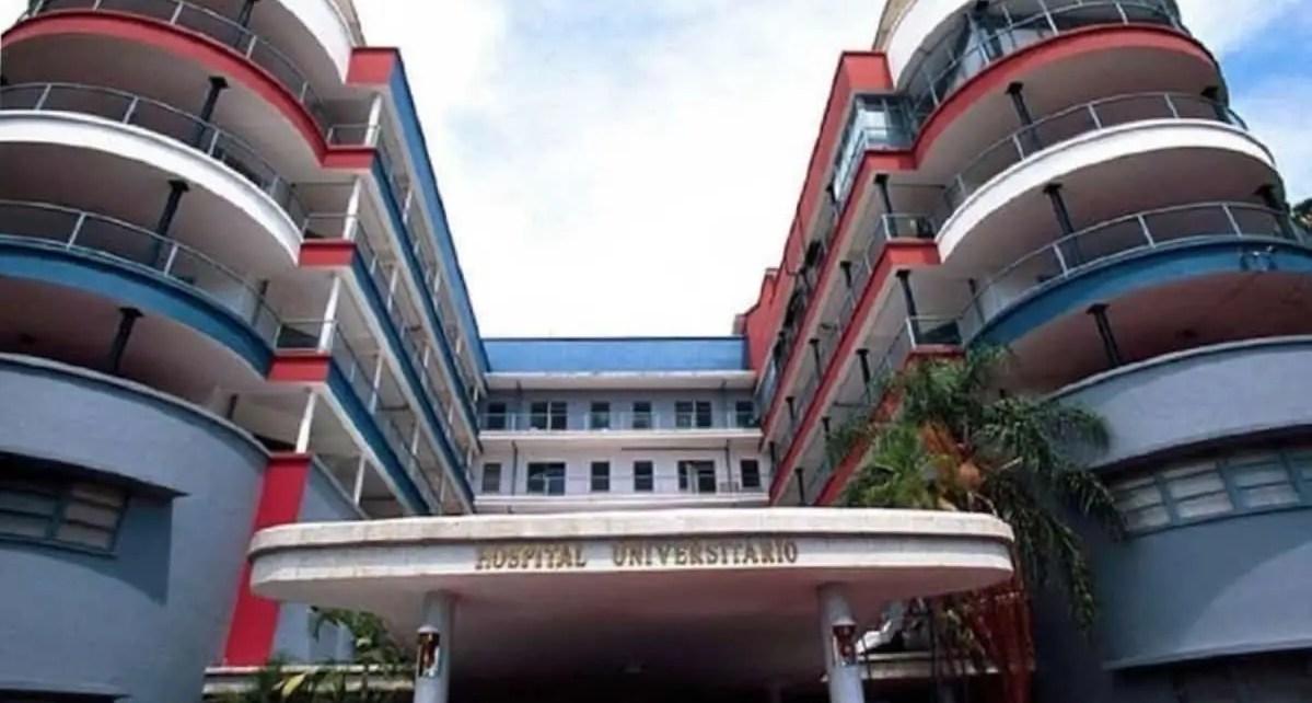 Hospital Cl?nico Universitario de Caracas es uno de los colapsados
