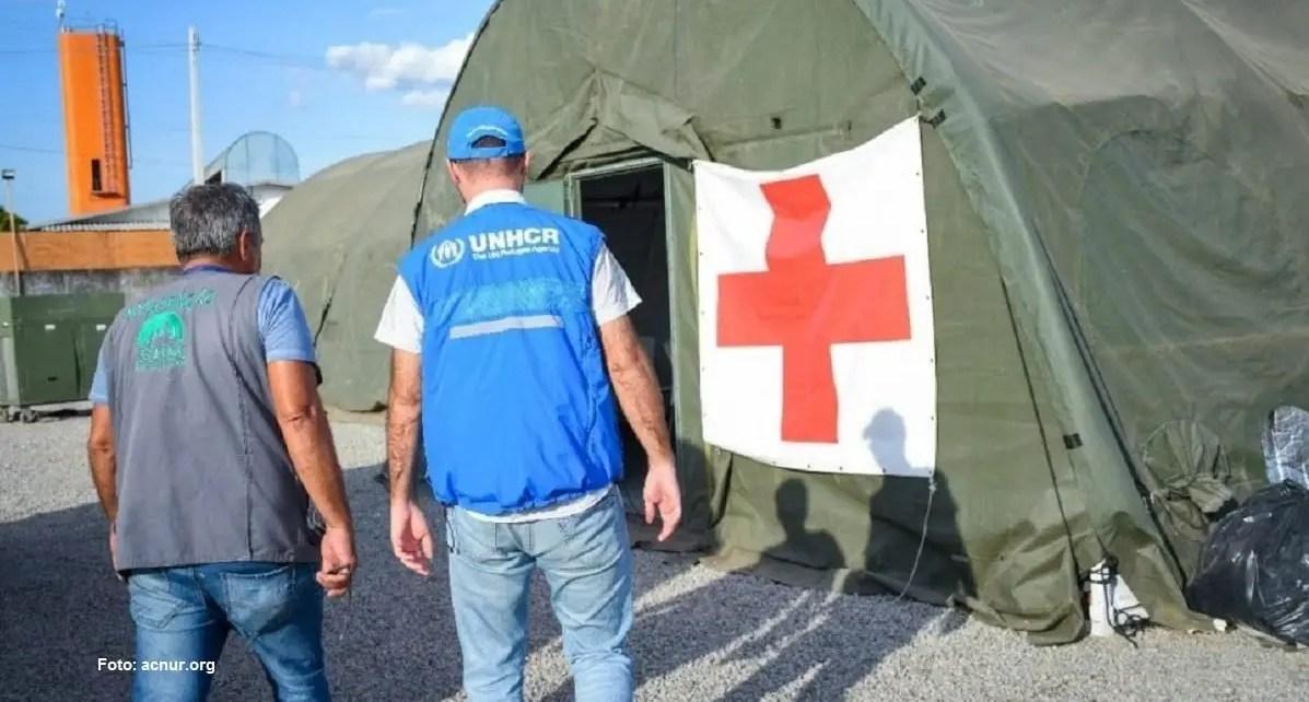 Acnur habilita zonas de aislamiento para migrantes venezolanos con coronavirus, Los espacios que est?n habilitando en la remota zona de Boa Vista,