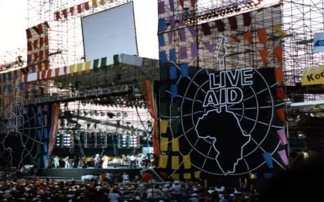 """?C?mo ser? el """"Live Aid"""" en cuarentena? Un concierto global para enfrentar el coronavirus, M?s de un centenar de artistas internacionales"""