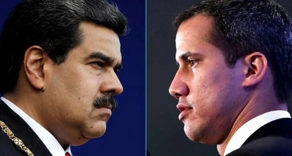 Disputa pol?tica entre Nicol?s Maduro y Juan Guaid? llega a Londres