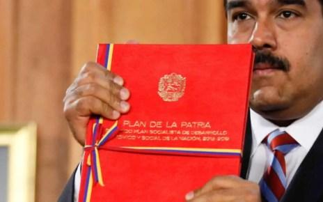 El articulista de opini?n, Marino Alvarado, asegura que el Plan de la Patria, ha sido un fraude, porque sus objetivos no se han cumplido, s?lo en el papel.