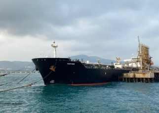 El ministro iraní de Petróleo dijo que Venezuela pagó una parte y ofreció garantías