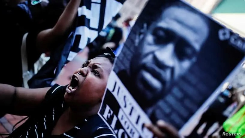 Muerte de Afroamericano