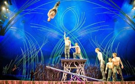 El Cirque du Soleil, una empresa de espect?culo reconocida en el mundo se declar? en quiebra y acumula una deuda de 900 millones de d?lares