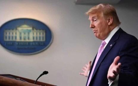 Trump habría evadido pago de impuestos