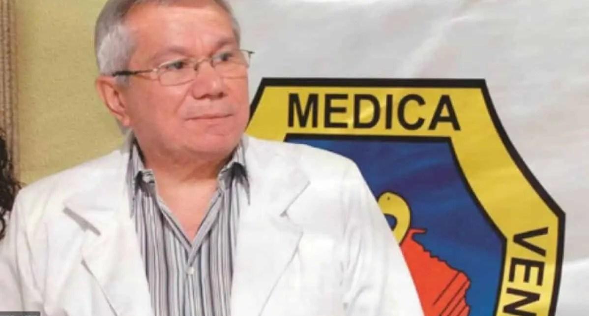 El presidente de la FMV, Douglas Natera, asegur? que del total de las cifras de muertes por Covid-19, un 25% son del sector salud,