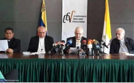 La Conferencia Episcopal Venezolana discuti? sobre la salida de Nicol?s Maduro y la celebraci?n de elecciones libres y democr?ticas.