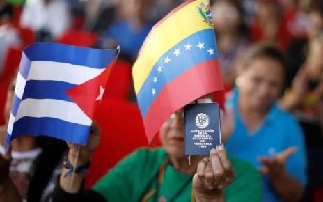 """Adem?s de los gobiernos de Cuba y Venezuela, ingresan a esta lista de """"adversarios extranjeros"""", los de China, Ir?n y Corea del Norte."""