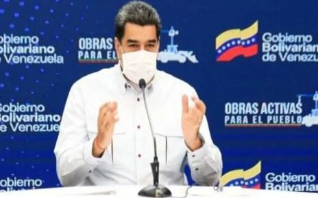 Una ley constitucional de carácter especial contra el bloqueo y las sanciones de Estados Unidos presentará Nicolás Maduro ante la (ANC.