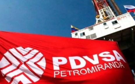 Ventas de crudo de Pdvsa suben impulsadas por el inminente fin de exenciones