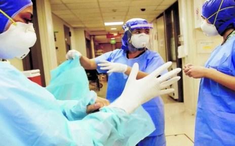 Cada vez son menos los trabajadores de la salud en los hospitales públicos ante el colapso del sistema