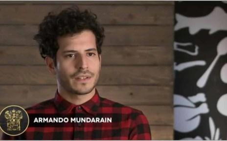 Este 5 de agosto, se conoci? que un chef venezolano llamado Armando Mundarain, quien conquist? el paladar del jurado en programa de Hungr