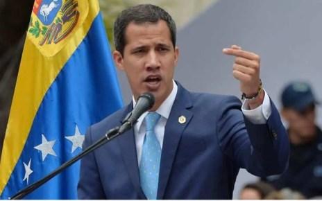 Guaidó alertó que no hay condiciones para validar las elecciones del 6D y que el régimen solo busca engañar a la ONU y UE