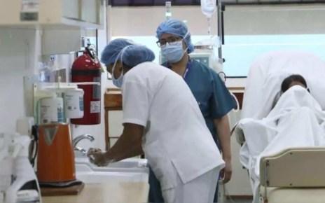 Hasta 1.800 dólares han gastado por un paciente hospitalizado con COVID-19 en Venezuela