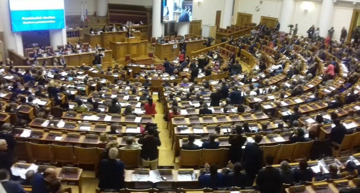 Guaidó expuso ante la Unión Interparlamentaria la situación de Venezuela y la persecución contra la AN