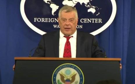 EE.UU continúa su respaldo por unas elecciones presidenciales libres en Venezuela