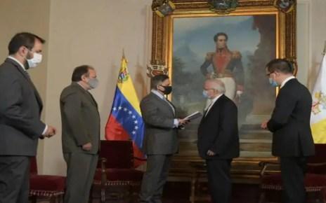 Dictadura de Maduro entregó informe de Derechos Humando en Venezuela