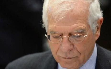 """La respuesta de Borrell sobre el actual situación en Venezuela: """"De momento, la cosa no va bien"""""""