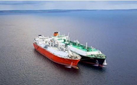 Para eludir sanciones, PDVSA usa nueva locación para la transferencia de crudo barco a barco