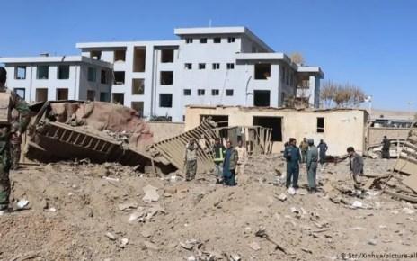 Atentado en Afganistán
