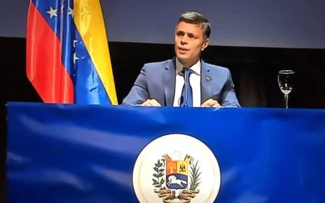"""Leopoldo López: Guaidó está preparando un llamado """"casa por casa"""" para la consulta popular"""