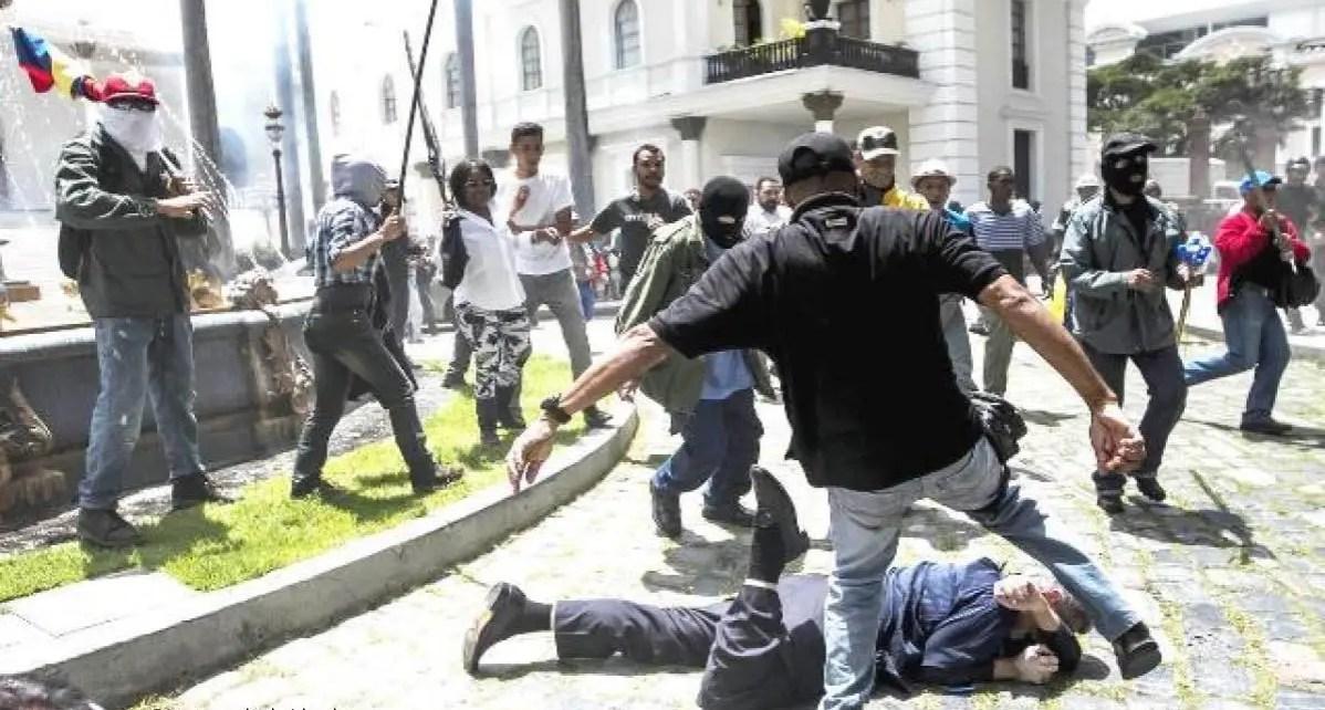 Informe de la UIP confirma violación de derechos humanos contra parlamentarios venezolanos