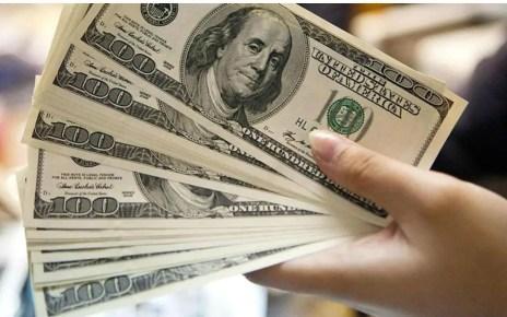 El dólar continúa su ascenso acelerado esta semana al cerrar el viernes #20Nov en Bs.855.379,06