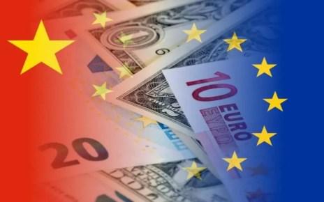 China se alza en Europa como primer socio comercial y desplaza a EE.UU