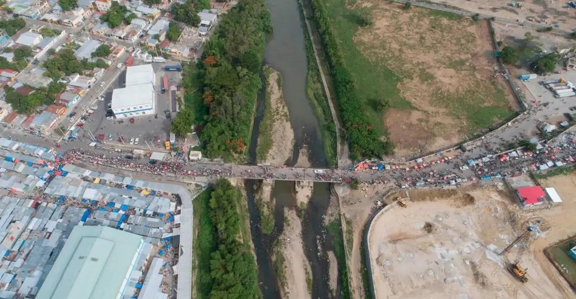 República Dominicana construirá verja en frontera con Haití