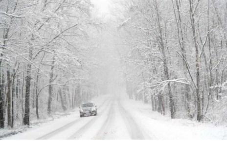 Tormenta invernal lleva nieve y temperaturas extremas hasta el Sur de EEUU