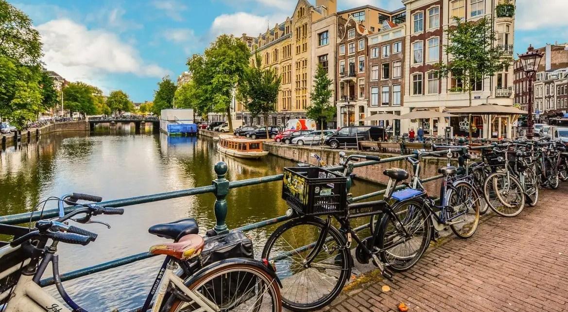 Ámsterdam Imagen tomada de Hollan com